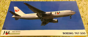 Hasegawa 1/200 Boeing 767-200 Japan Airlines
