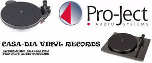 Pro-Ject Turntables. New with Free Delivery in Miramichi