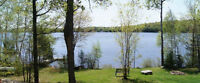 2 and 3 Bedroom Lakefront Cabins in the Muskokas for $760/week