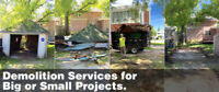 PRO Demolition Services ~ 204-963-5133 ~ HAGEMEISTER HAULING LTD