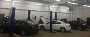 We're a NAPA Auto Care Center! $65 / HOUR SHOP RATE