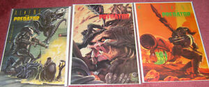 Aliens; Alien vs Predator - Dark Horse Comics (7 total)