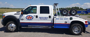 **Battery Truck Operator & Tow Truck Drivers WANTED** Peterborough Peterborough Area image 1