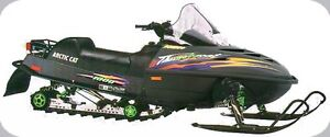 Looking for an Arctic cat triple