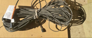 Roof de Icing Cable