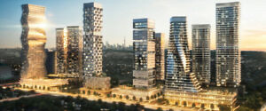 M-City 3 Downtown Mississauga from $400's- Platinum/VIP Prices