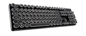 [BRAND NEW] KrBn Typewriter Retro Vintage Mechanical Keyboard