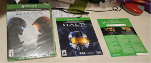 Halo 5 Guardians + Halo Master Chief Collection+14 Days XboxLive