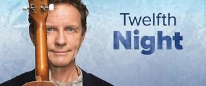 Twelfth Night Stratford Festival May 20th, 4 tickets