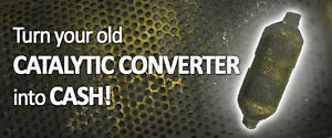 Buying used catalyst converters 6138058005