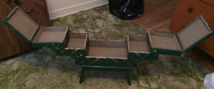 Antique Sewing Chest For Sale