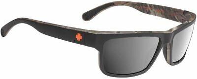 SPY OPTIC FRAZIER DECOY Sunglasses Matte Black RealTree Camo HAPPY POLARIZED