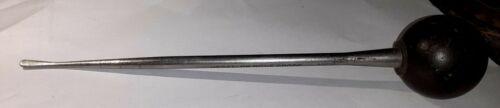 "Vintage VersaLok 7 1/2"" Bone Probe Stainless Steel Old Medical Equipment"