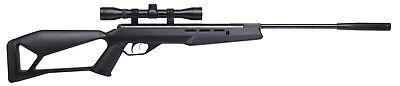 Crosman Fire NP 1200fps Break Barrel .177 Caliber Air Rifle & Scope - CFRNP17SX Break Barrel Pellet Rifle