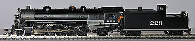 Bachmann Spectrum Ho Scale Usra 2 10 2 Steam Locomotive   Kansas City Southern