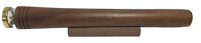 Kaleidoscope Solid Walnut 6 Inches Beaded Turning Chamber By N&J
