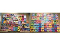 HUGE R L STINE BOOKS COLLECTION - 134 TITLES - RARE GOOSEBUMPS, NIGHTMARE ROOM, ETC