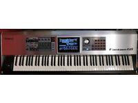 Roland Fantom G8 Synthesiser/workstation 88 weighted keys