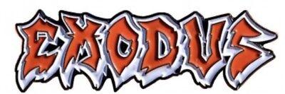 Exodus Enamel Pin E005B Slayer Testament Iron Maiden