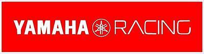 "#784 (1) 6"" Yamaha Racing Decal Sticker YZF FZR FZ 600 750 1000 FJ"