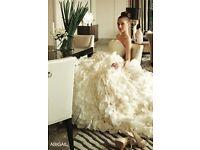 Intuzuri Abigail wedding gown