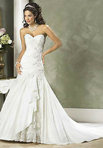 wedding dress Maggie Sottero Jovi Size 6 Oakville / Halton Region Toronto (GTA) image 1