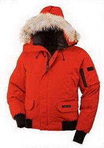Canada Goose Men's Chilliwack Red