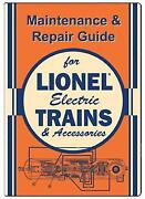 Lionel Train Books