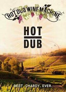 Hot Dub Wine Machine Yarra Valley  3 restaurant tickets & 3 bus passes Werribee Wyndham Area Preview
