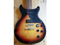 Les Paul Junior Double Cut with P90's by Crafter may trade