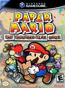 Paper Mario Thousand Year Door