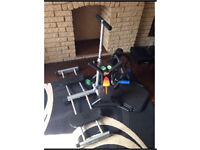 Exercise equipment 3 in total