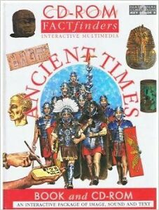 Ancient Times Fact Finders Book