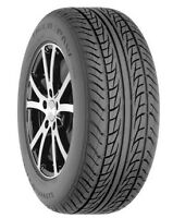 4 Summer Uniroyal Tiger Paw Tires AS65 P215/70R15