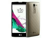 Brand new LG G4c (h525n) TITAN GOLD SIM FREE