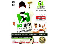 NO LIMIT PAINTINGS