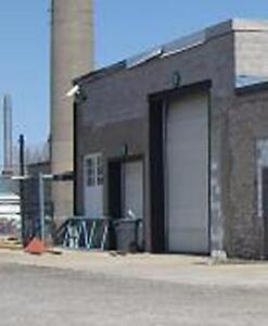 Office unit and Warehouse Unit for Lease in Preston close to 401, 24 Hrs access Gated
