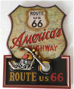 Harley Davidson Route 66 Pub signs