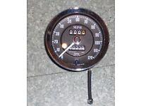 1972 1800cc MGB GT Classic Speedometer, SN-6144/23A 1280