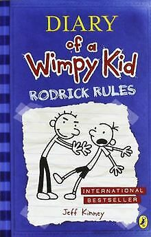 Diary of a Wimpy Kid: Rodrick Rules von Kinney, Jeff | Buch | Zustand gut