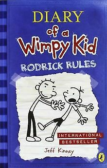 Diary of a Wimpy Kid: Rodrick Rules von Kinney, Jeff | Buch | Zustand akzeptabel