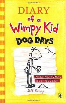 Diary of a Wimpy Kid: Dog Days von Kinney, Jeff   Buch   Zustand sehr gut