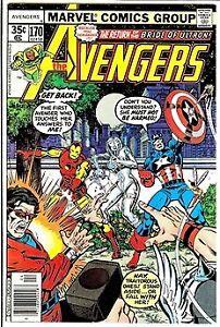 16 Avengers Comics