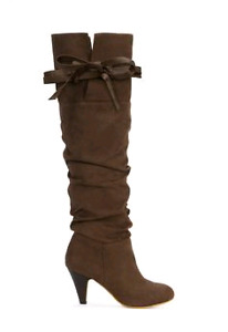 Just Fab Karlie boots sz 10