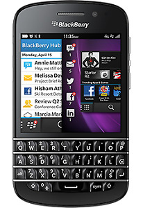 Blackberry Q10 Unlocked ALL CARRIERS SALE
