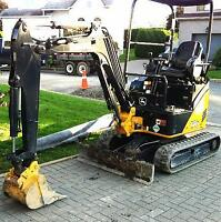 Service de Terrassement, Entretien, Mini-Excavation & BIEN PLUS!