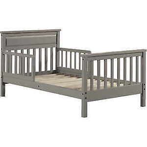 Baby Relax Haven Toddler Bed - Grey