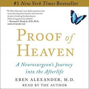 """Proof of Heaven"" - Audiobook Set of 5 Cd's"