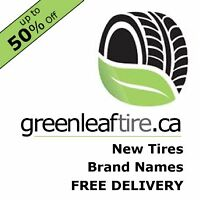 NEW TIRE SALE, all season/winter/summer, see website for quote