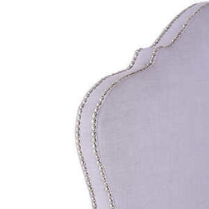 Brand New! Material Single Lilac Headboard